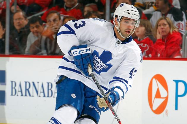Where's Middle Ground in Nazem Kadri's Contract Talks with Toronto Maple Leafs?