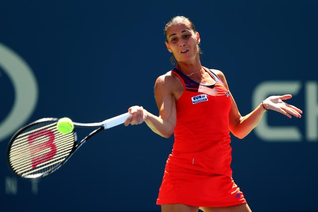 US Open Tennis 2013: Flavia Pennetta Is More Than a Cinderella Story