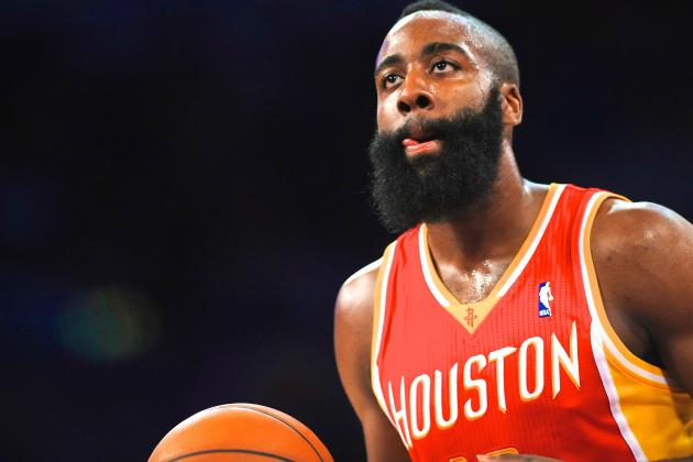 How James Harden Is Changing the Houston Rockets' Culture