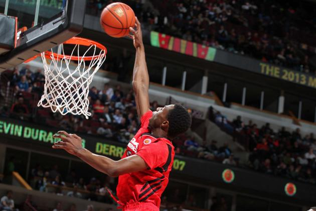 What Andrew Wiggins Must Achieve at Kansas to Exceed Incredible Hype
