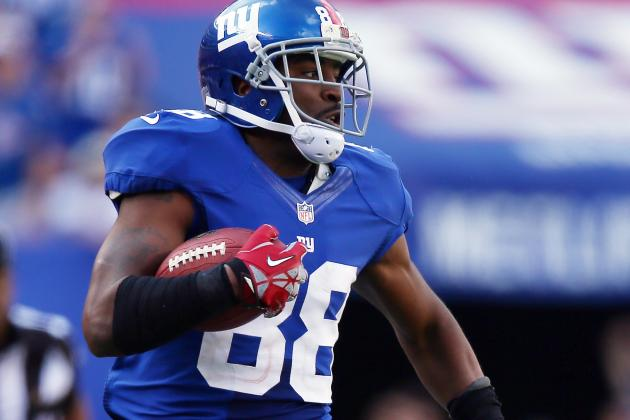 Giants' Hakeem Nicks: 'I'm as Good as I Can Be at This Point'