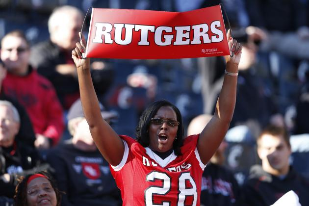 Rutgers Officials Expecting 50,000 for Saturday's Home Opener vs. Norfolk St.