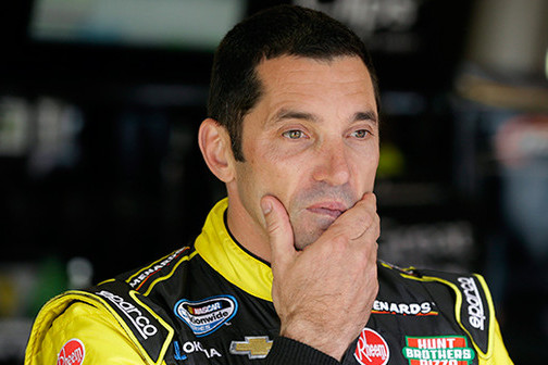 Woman Banned from NASCAR Garage for Slapping Max Papis