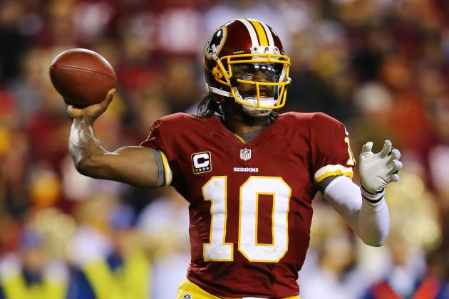 RGIII Expects Emotional Return, but Not Worried About Rust, Contact