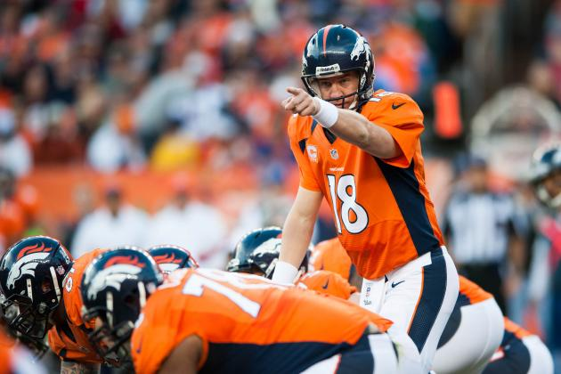 Peyton Manning Enters Season as Front-Runner for 2013 NFL MVP