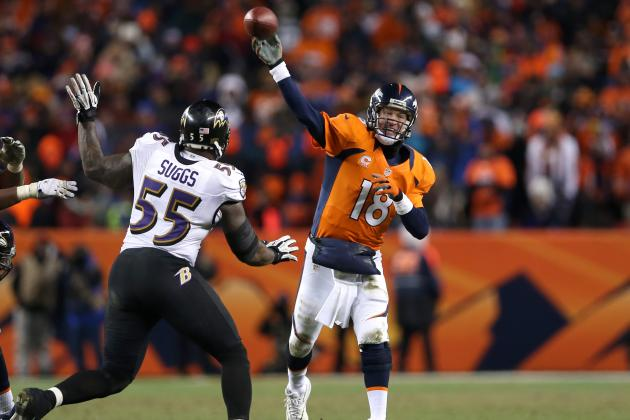 Ravens vs. Broncos: TV Info, Spread, Injury Updates, Game Time and More