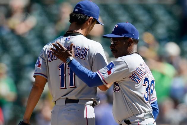 Rapid Reaction: Athletics 11, Rangers 4