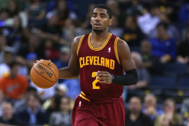 Why It's Time for Kyrie Irving to Lead Cleveland Cavaliers to Playoffs