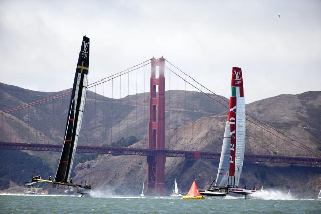 America's Cup 2013: Course Map, Dates, Schedule and TV Info