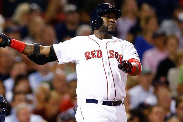 Big Papi Collects 2,000th Career Hit