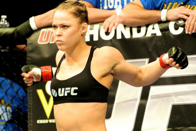 The Ultimate Fighter 18: Team Rousey vs. Team Tate, Episode 1 Live Results