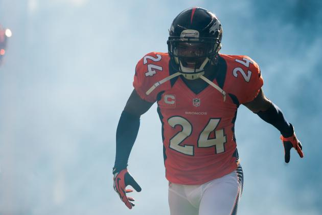 How Champ Bailey's Absence Affects Broncos' Defense vs. Joe Flacco