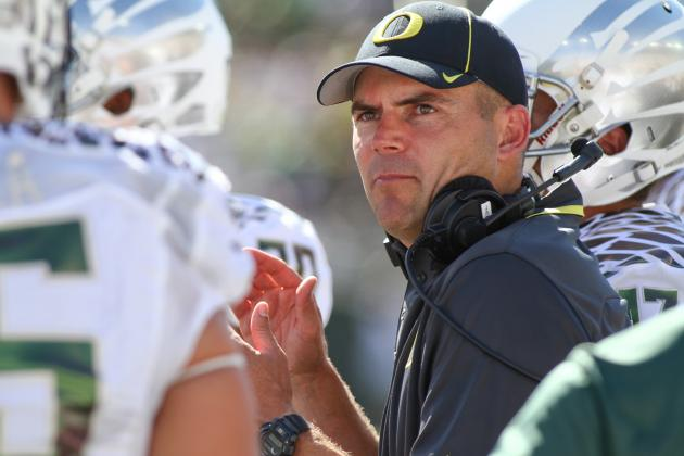 Oregon Ducks vs. Virginia Cavaliers: Complete Game Preview
