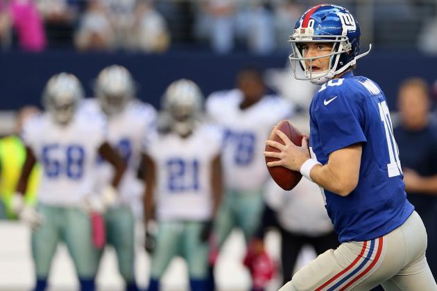 New York Giants vs Dallas Cowboys: Breaking Down New York's Game Plan