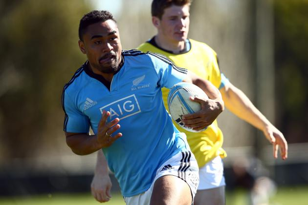 All Blacks: Francis Saili to Make Test Debut; How Will He Fit?