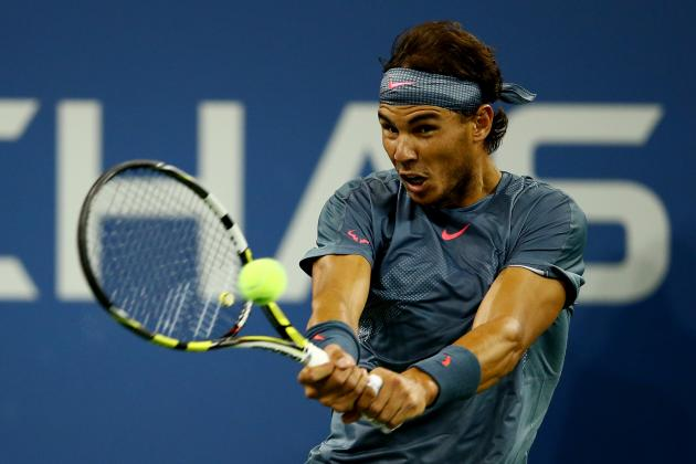 Rafael Nadal vs. Tommy Robredo: Score and Recap from 2013 US Open