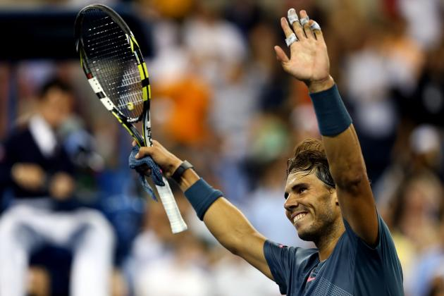 US Open Tennis 2013: Day 10 Scores, Results and Recap