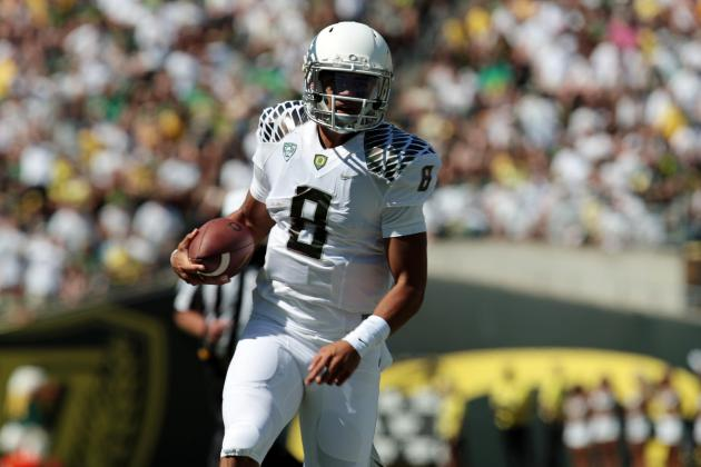 Oregon vs. Virginia: TV Info, Spread, Injury Updates, Game Time and More