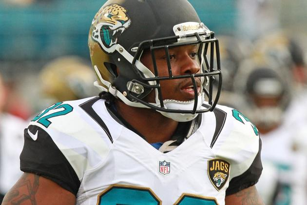Maurice Jones-Drew Ready for Any Workload