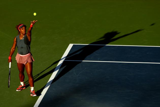 Serena Williams Must Use Serve to Overcome Li Na in US Open Semifinals