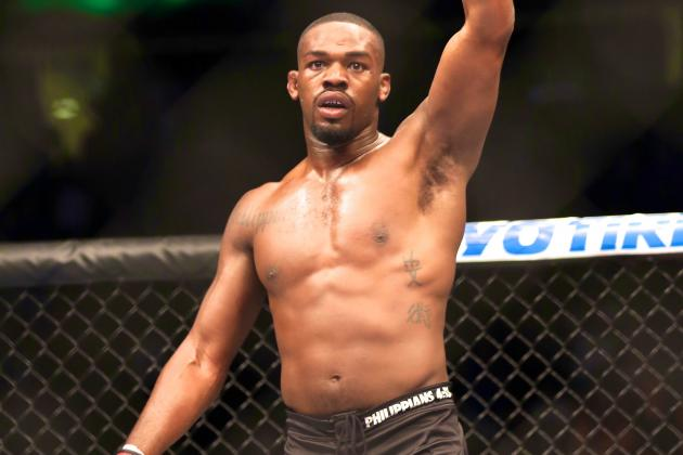 UFC Fight Night 28: Jon Jones Responds to Glover Teixeira's Post-Fight Comments