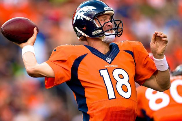 Ravens-Broncos: How Can Baltimore Slow Down Manning, Denver's Passing Attack?