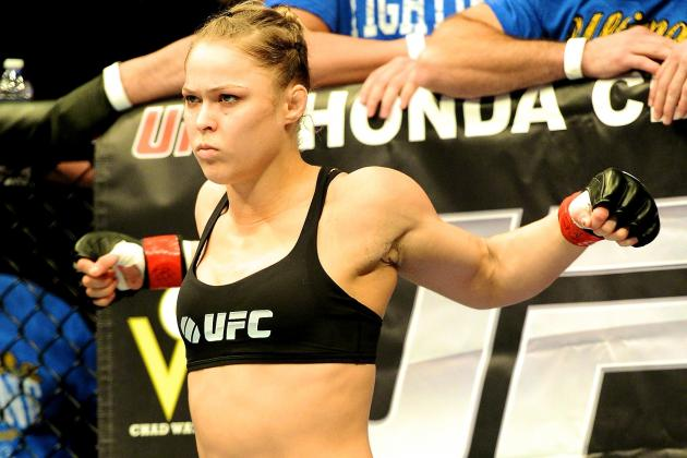 TUF 18 Episode One Results and Recap: Rousey Sets Epic Matchup Against Team Tate