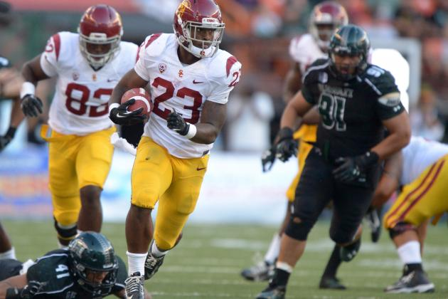 Silas Redd Might Be Back, but Is the USC Offense Better Without Him?