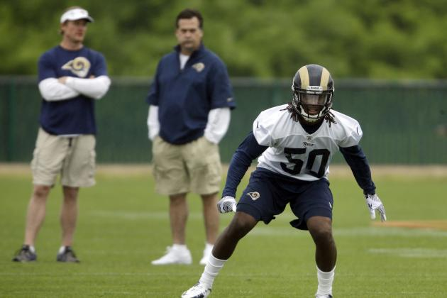 Why the St. Louis Rams Are Excited About Replacing Jo-Lonn Dunbar