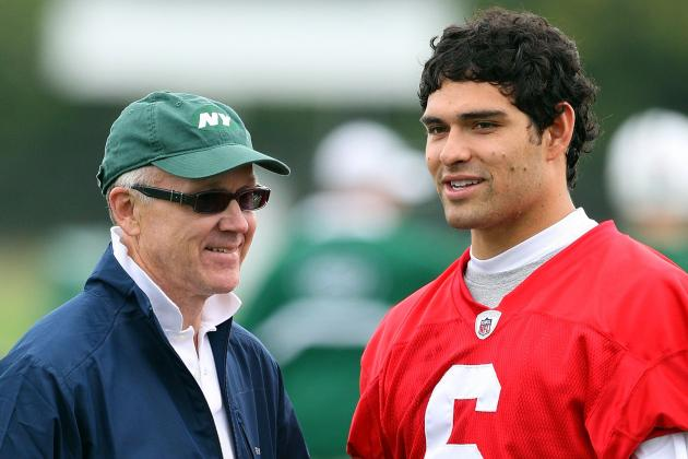Jets Owner on Sanchez: 'Protect Yourself'