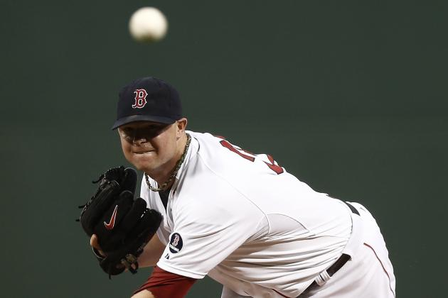 Lester Says Wife's Due Date in Relation to Sox Playoffs 'Not Worrisome'