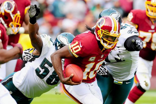 Philadelphia Eagles vs. Washington Redskins: Breaking Down Philly's Game Plan