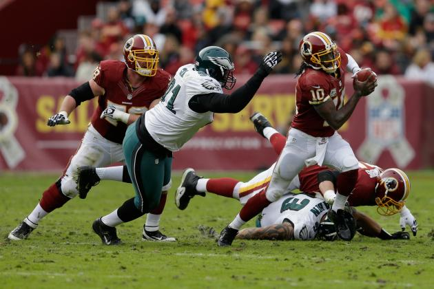 Philadelphia Eagles vs. Washington Redskins: Breaking Down Washington's Gameplan