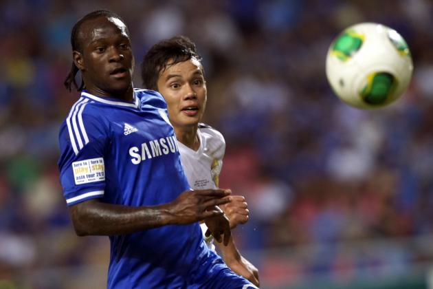 Liverpool Transfer News: Victor Moses Key to Brendan Rodgers' Vision