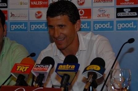 Osasuna Pin Hopes on New Coach Gracia