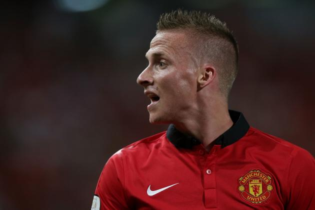 Manchester United Transfer News: Alex Buttner Right to Be Angry at David Moyes