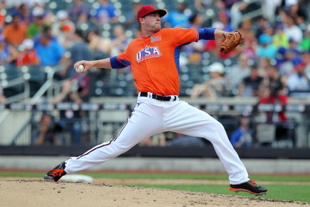 Ranking the Top 5 MLB Prospects Who Could Be the Fastest MVP, Cy Young Winners