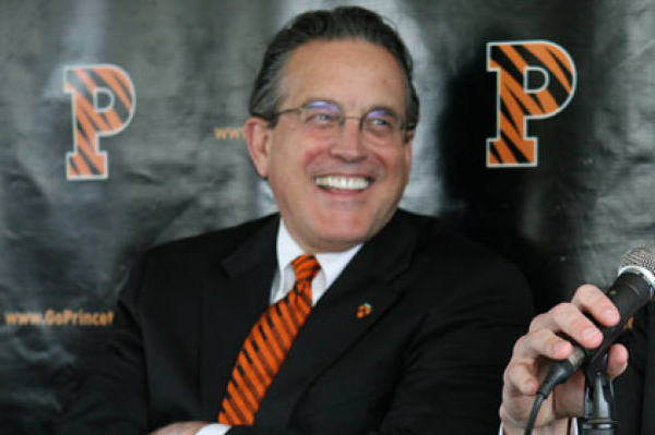 Gary Walter to Step Down as Princeton AD