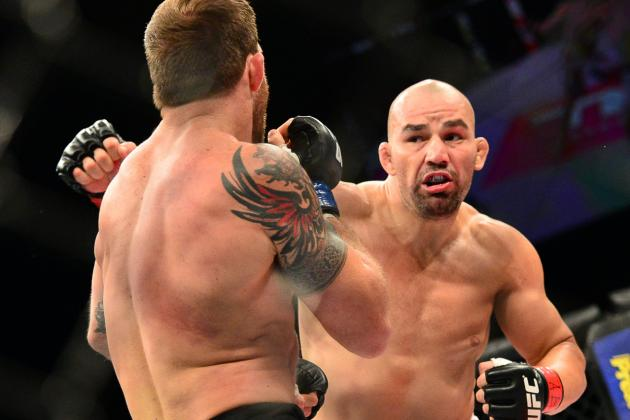 Twitter Reacts to Ryan Bader vs. Glover Teixeira Results