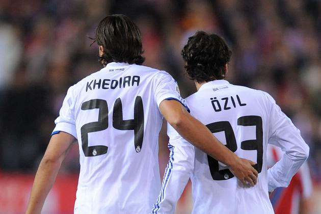 Real Madrid Should Have Sold Sami Khedira, Not Mesut Ozil
