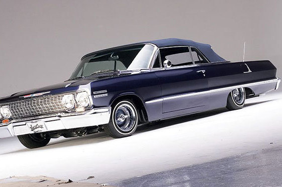 Kobe Bryant's 1963 Chevrolet Impala Being Auctioned Off on eBay
