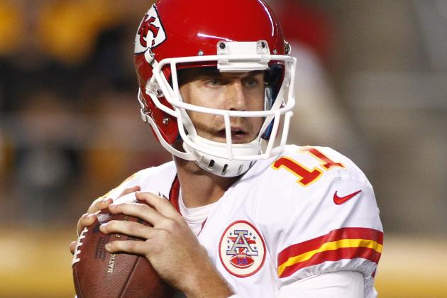 Chiefs' Alex Smith Knows the Value of Winning Season Openers