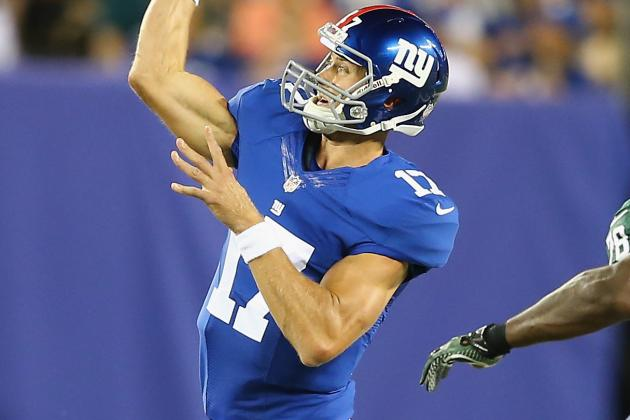 Giants' Curtis Painter Lands QB Backup Job After Being out of Football in 2012