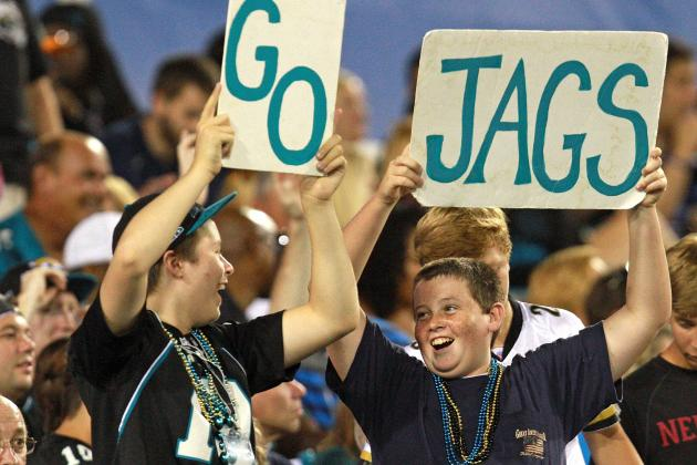 NFL Betting Trends: Jacksonville Jaguars Best Week 1 Bet?