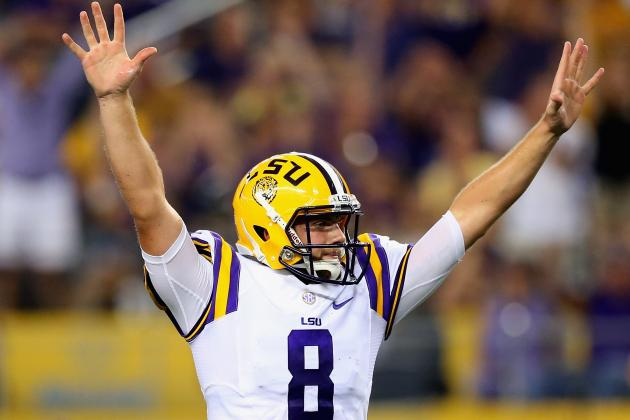 Examining LSU's Scoring Drives vs. TCU and Seeing the Cam Cameron Difference