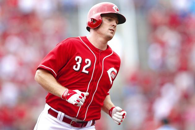 Jay Bruce Quits Twitter