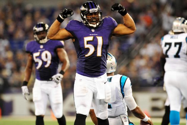 Ravens Showing They Can Replace Ray Lewis