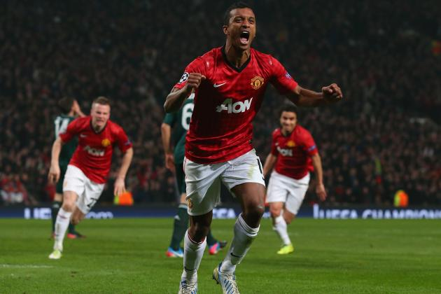 Nani Signs 5-Year Contract to Remain at Manchester United