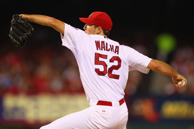 Matheny Explains the Wacha Plan