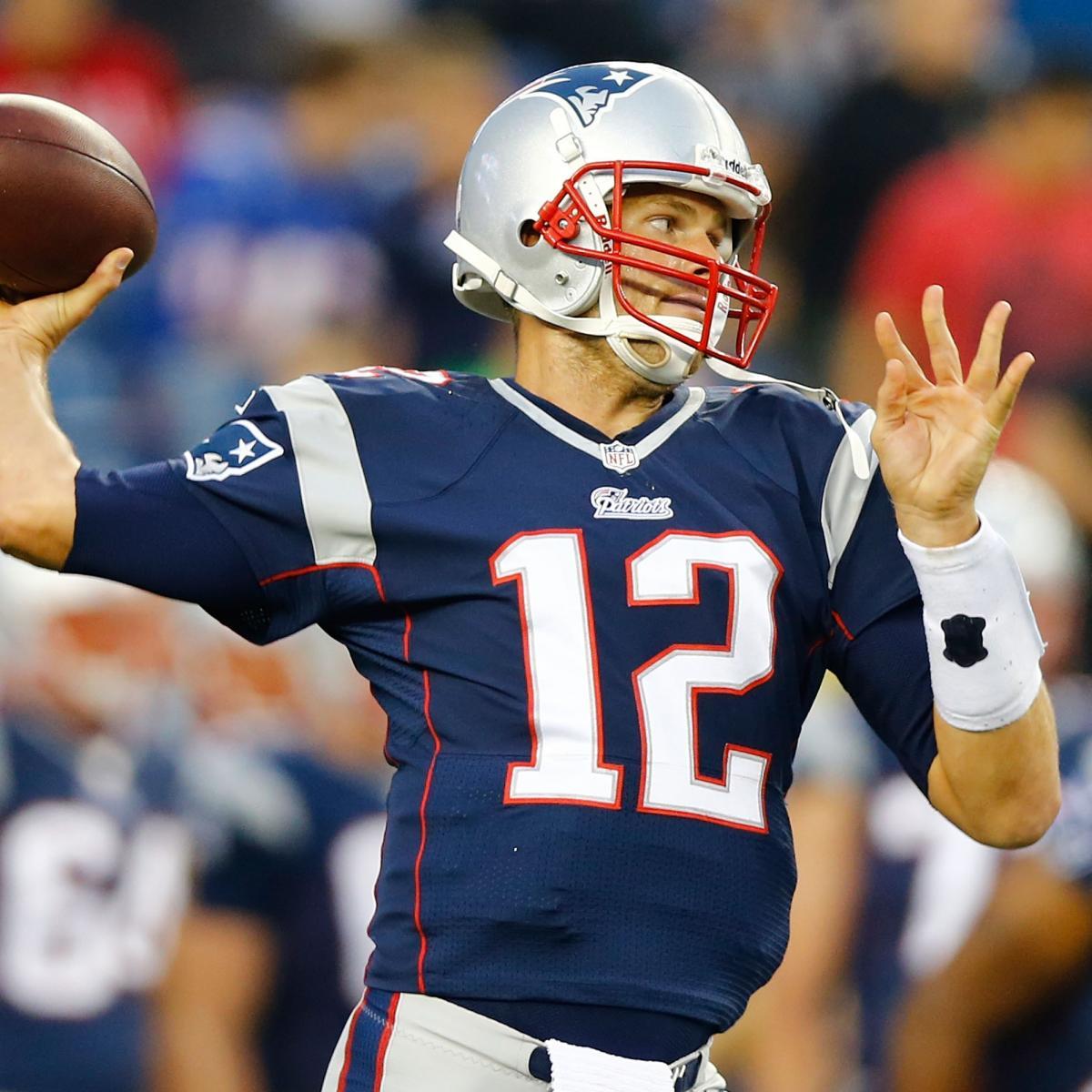 Final Super Bowl Odds Before The Regular Season Begins